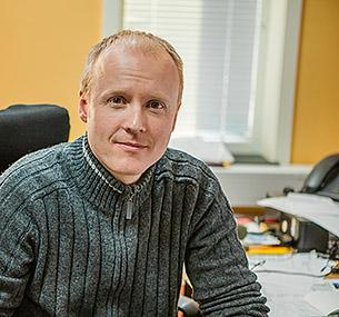 Jonas Lindqvist, Systemingenjör