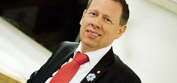 Ulf Persson VD